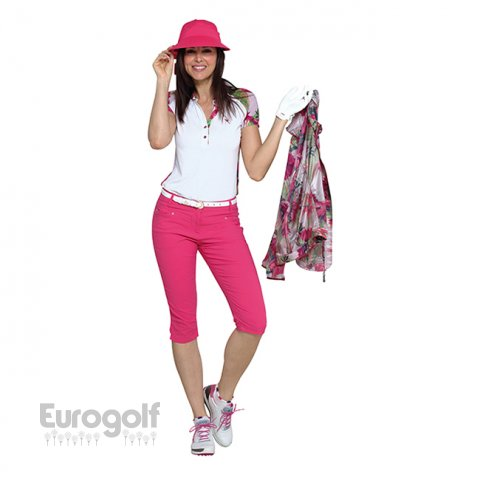 Vêtements golf produit Collection ladies flash de Chervo