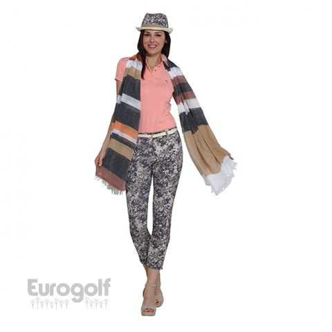 Vêtements golf produit Collection ladies sand de Chervo