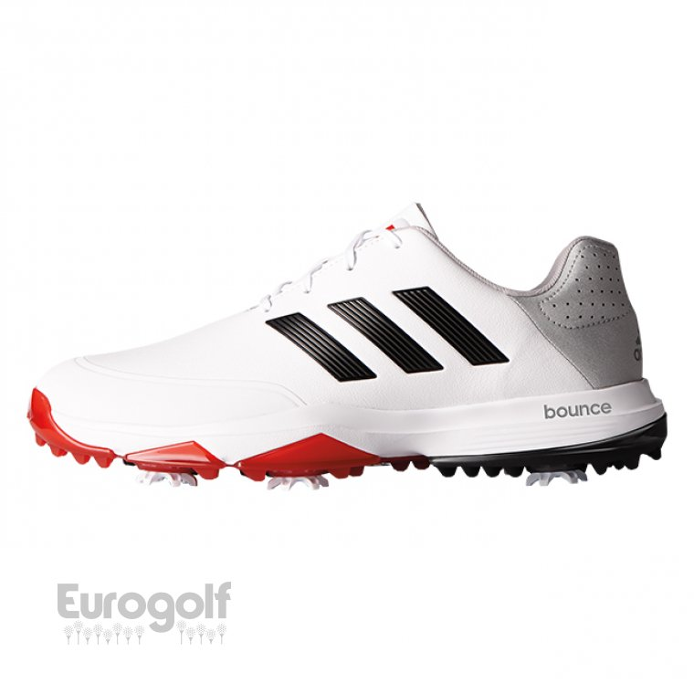 Chaussures golf produit Adipower Bounce WD de Adidas Image n°2
