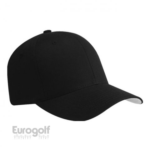 Logoté - Corporate golf produit Brushed heavy cotton cap de Masters Golf Butler