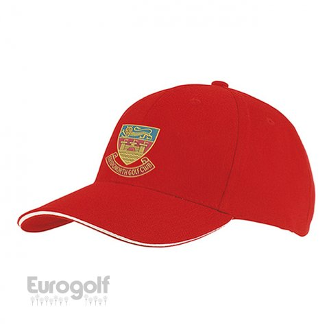Logoté - Corporate golf produit Junior Heavy Cotton Cap de Masters Golf Butler