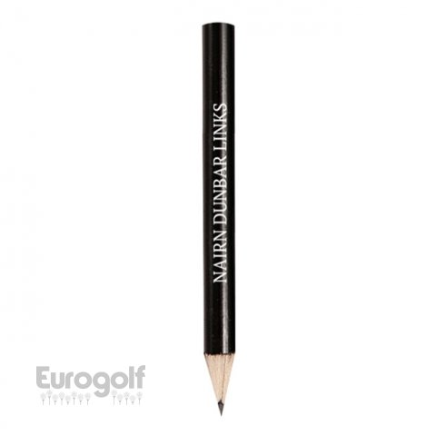 Logoté - Corporate golf produit Personalised pencils without eraser de Masters Golf Butler