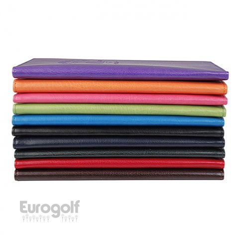 Logoté - Corporate golf produit Scorecard wallet de Masters Golf Butler