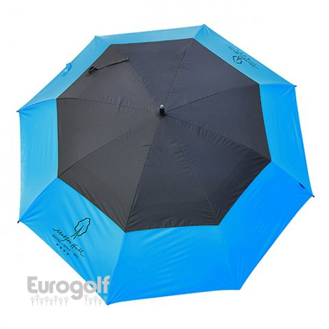 Logoté - Corporate golf produit Colour Brust Umbrella de Masters Golf Butler
