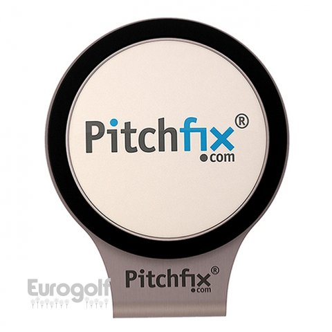 Logoté - Corporate golf produit cap clip de Pitchfix