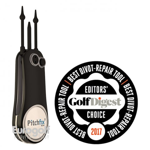 Logoté - Corporate golf produit Fusion de Pitchfix