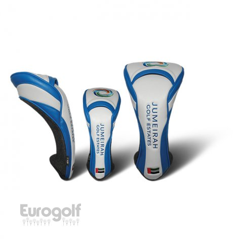 Logoté - Corporate golf produit Executive Driver Headcover de PRG