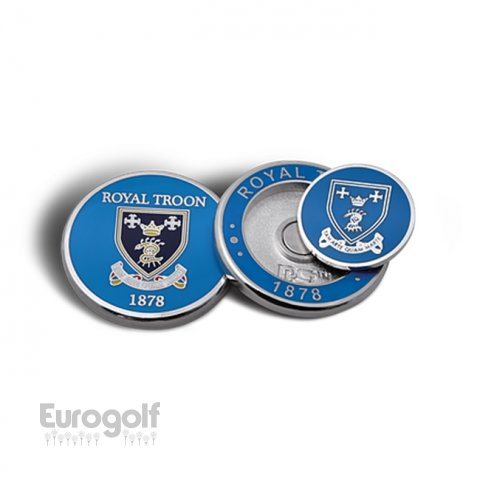 Logoté - Corporate golf produit Duo Marker Hard Enamel de PRG