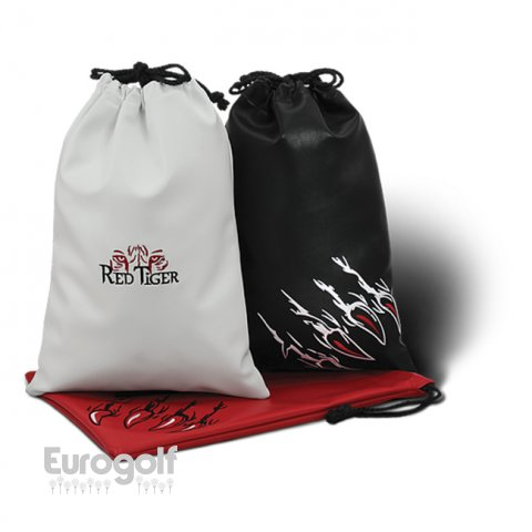 Logoté - Corporate golf produit Drawstring shoe bag de PRG