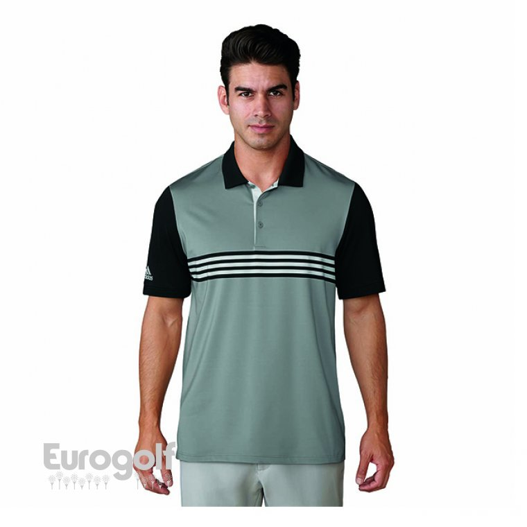 Vêtements golf produit Collection Core Homme 2018 de Adidas Image n°2