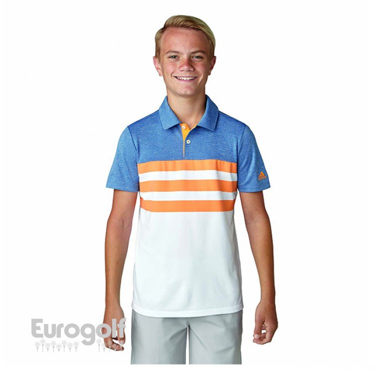 Vêtements golf produit Collection Enfant 2018 de Adidas Image n°2