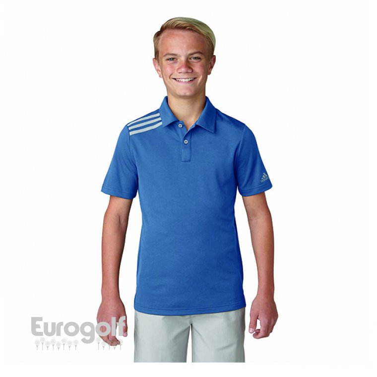Vêtements golf produit Collection Enfant 2018 de Adidas Image n°4