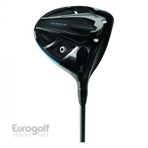 Drivers golf produit Driver Rogue Draw W de Callaway