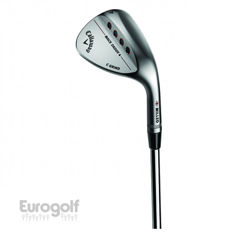 Wedges golf produit Wedges MD4 Chrome de Callaway Image n°2