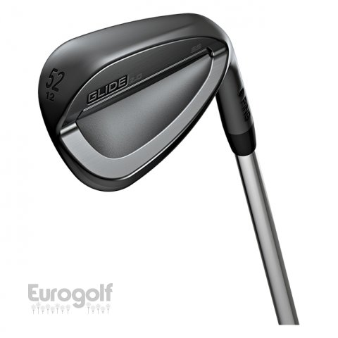 Wedges golf produit Wedges Glide 2.0 Stealth de Ping