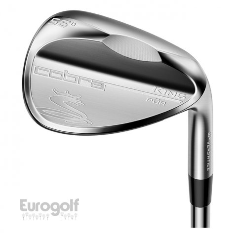 Wedges golf produit King Pur de Cobra