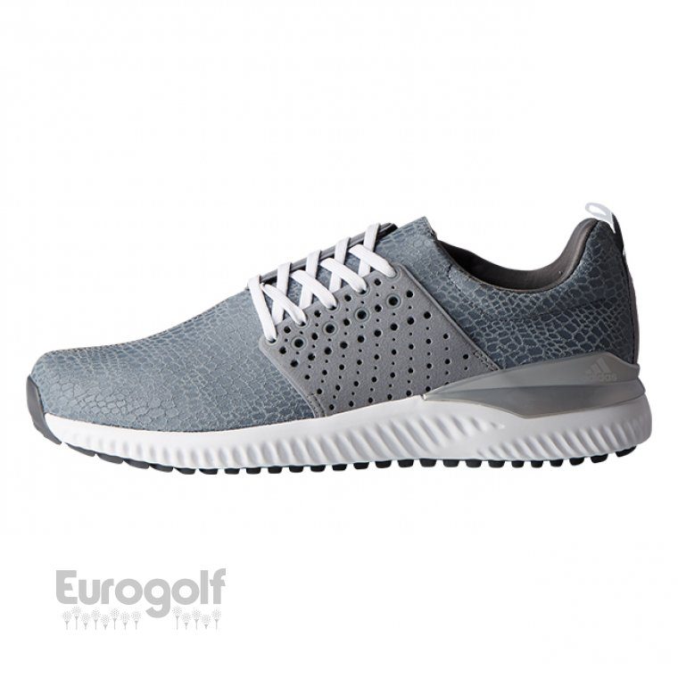 Chaussures golf produit Adicross Bounce Leather  de Adidas Image n°2