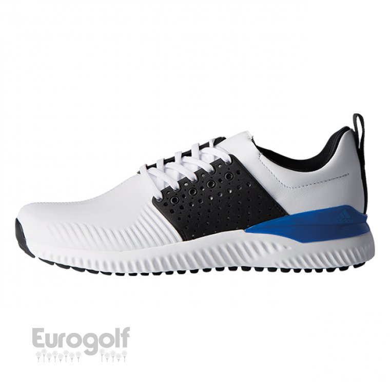 Chaussures golf produit Adicross Bounce Leather  de Adidas Image n°3