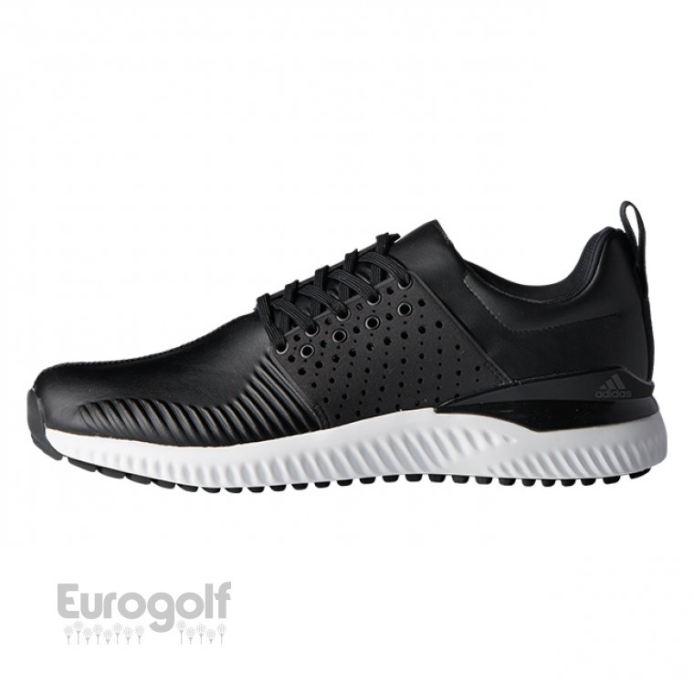 Chaussures golf produit Adicross Bounce Leather  de Adidas Image n°4
