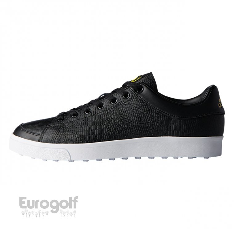 Chaussures golf produit Adicross Classic Leather  de Adidas Image n°3