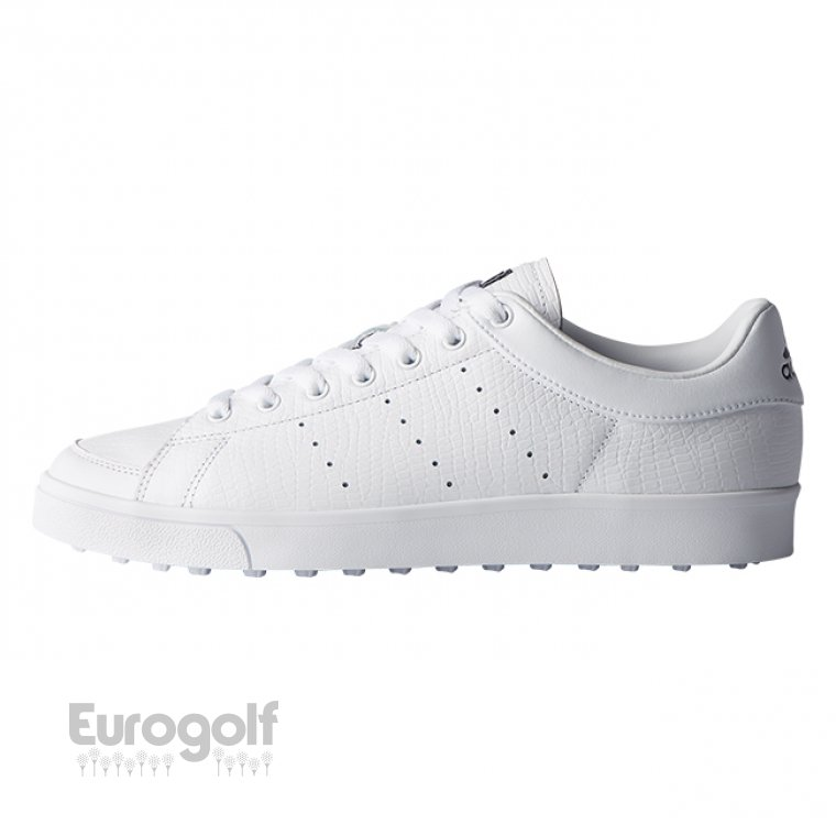 Chaussures golf produit Adicross Classic Leather  de Adidas Image n°4