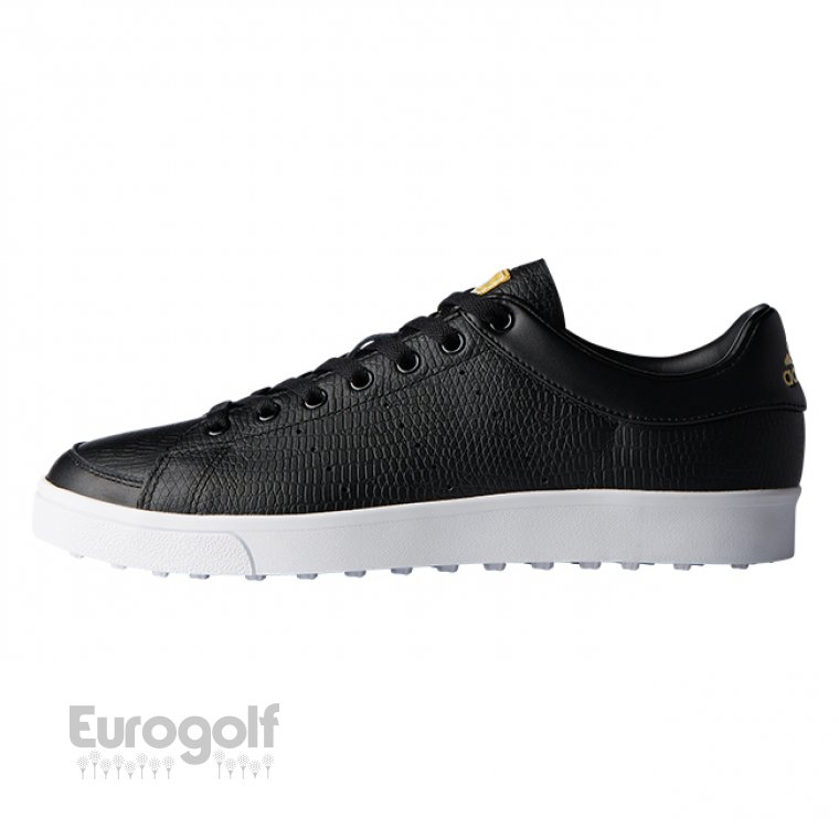Chaussures golf produit Adicross Classic Leather  de Adidas Image n°5