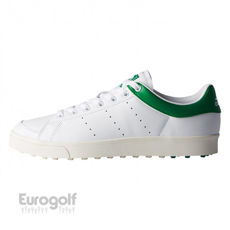 Chaussures golf produit Adicross Classic Leather  de Adidas Image n°9