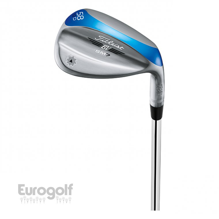Wedges golf produit Vockey SM7 de Titleist Image n°4