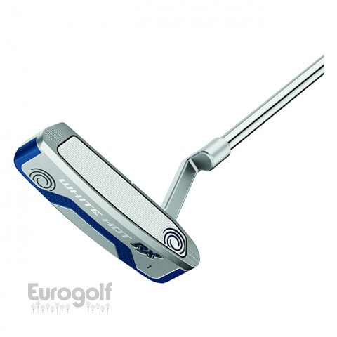 Putters golf produit White Hot RX #1 de Odyssey