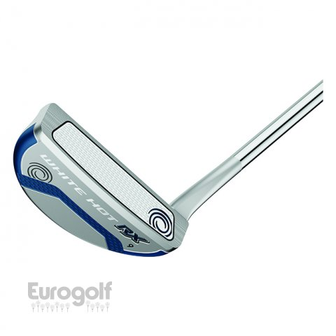 Putters golf produit White Hot RX #9 de Odyssey