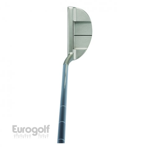 Putters golf produit White Hot Pro #9 de Odyssey