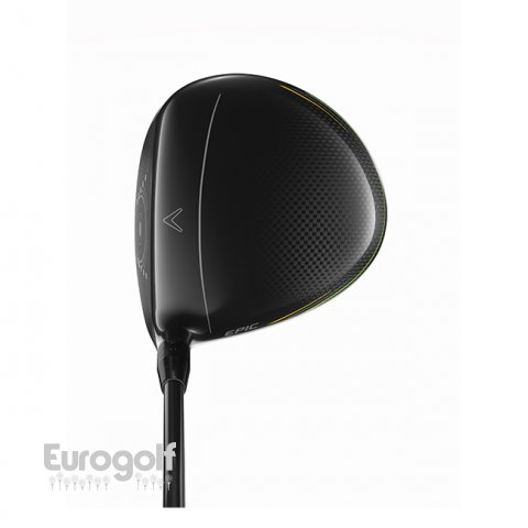 Ladies golf produit Driver Epic Flash de Callaway