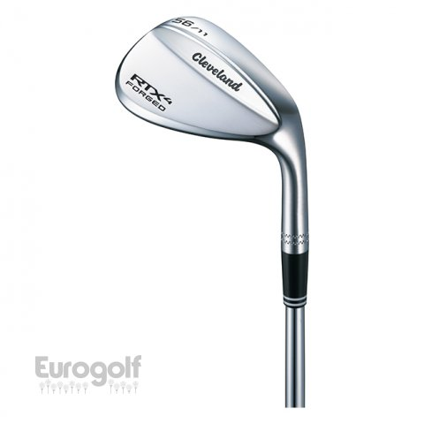 Wedges golf produit Wedges RTX 4 Forged de Cleveland