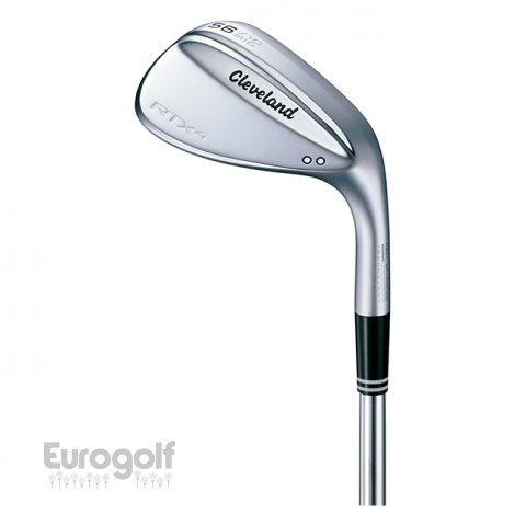 Wedges golf produit Wedges RTX 4 TS de Cleveland