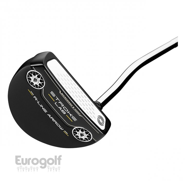 Putters golf produit Stroke Lab Black R-Line Arrow de Odyssey Image n°4
