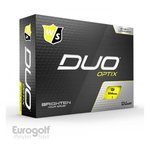 Duo Optix Jaune
