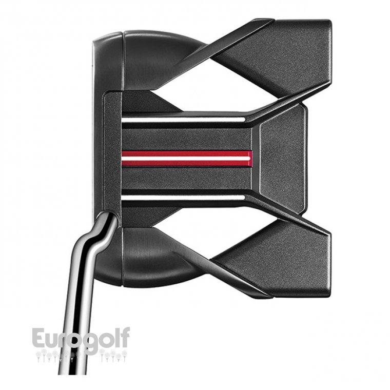 Putters golf produit OS CB Spider de TaylorMade Image n°1