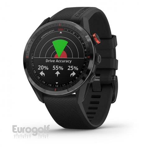 High tech golf produit Montre GPS S62 de Garmin