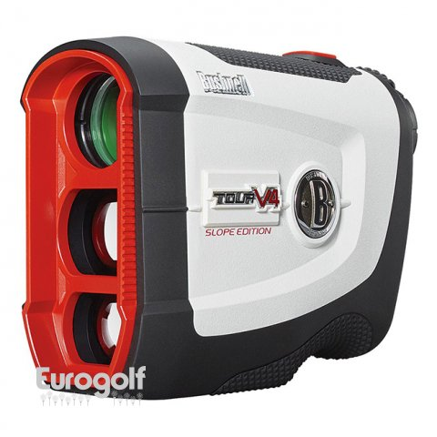 High tech golf produit Télémètre Tour V4 Shift de Bushnell
