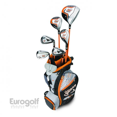Juniors golf produit Set XR Juniors Hot de Callaway