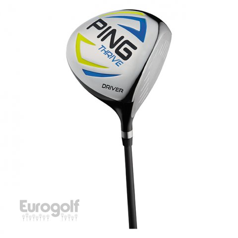 Juniors golf produit Thrive de Ping