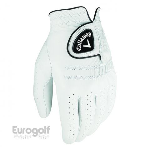 Gants golf produit Tour Authentic de Callaway