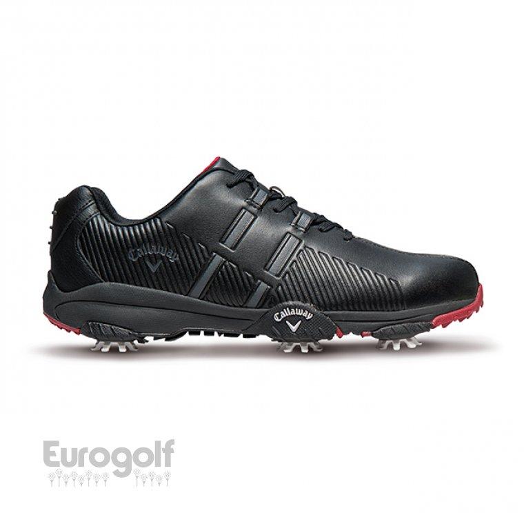Chev Mulligan, Chaussures de Golf Homme, Gris (Grey), 42 EUCallaway