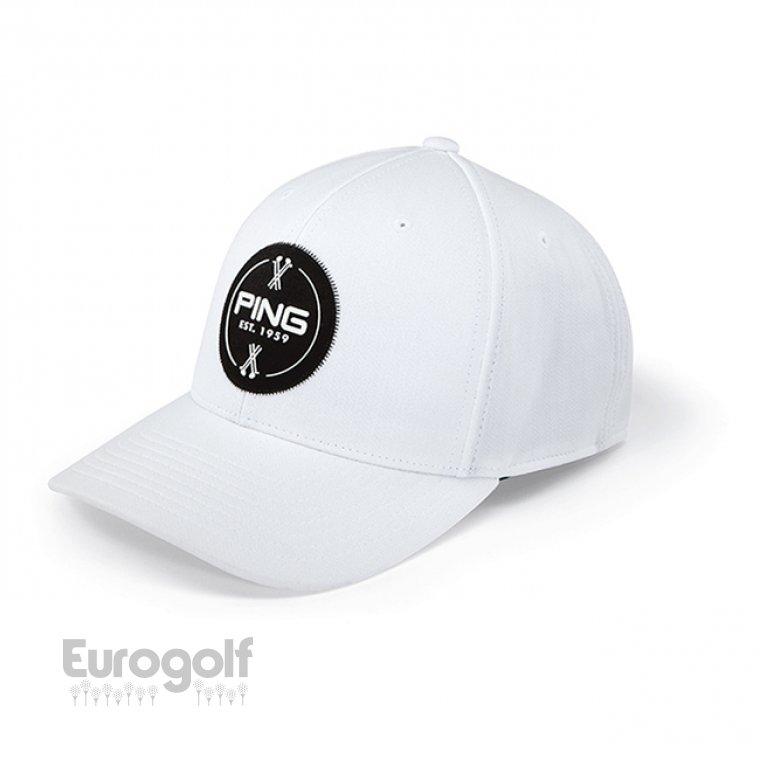 Patch Cap - Toute notre gamme de produits - magasins de golf Eurogolf 9a792fb0c94