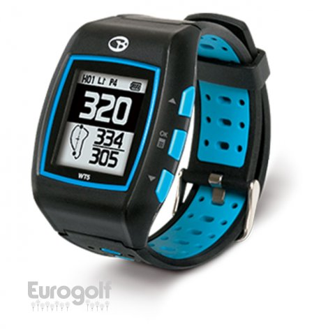 High tech golf produit Montre WT5 de Golfbuddy