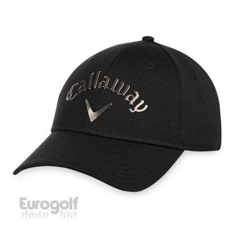 Logoté - Corporate golf produit Casquette Liquid Metal de Callaway