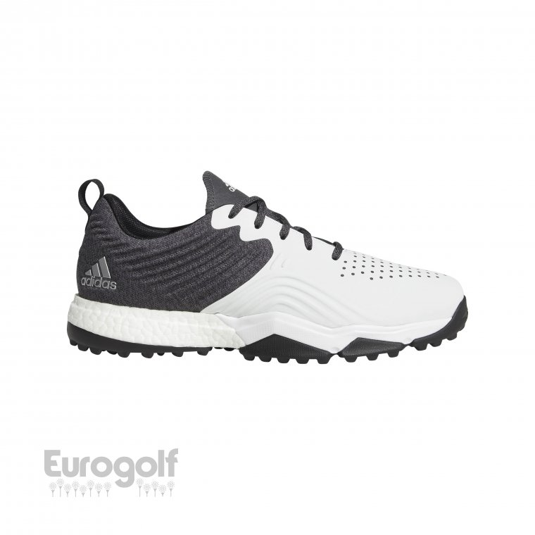 Chaussures golf produit Adipower 4orged S de adidas  Image n°1