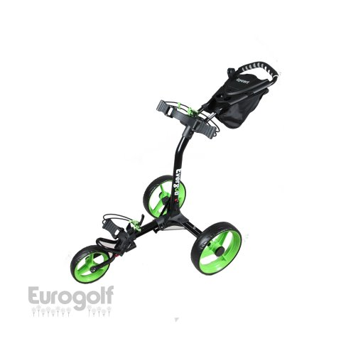 Chariots golf produit Izycart de Evergolf