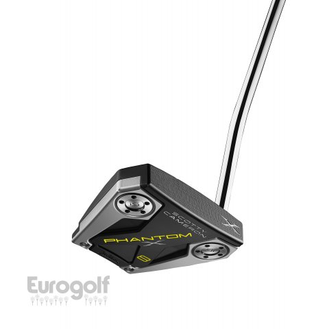 Putters golf produit PHANTOM X 8 de Scotty Cameron