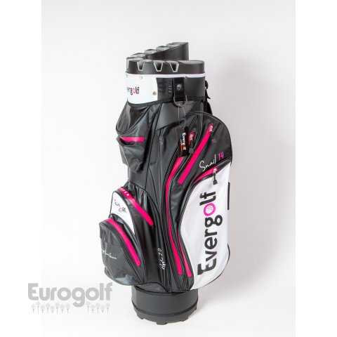 Sacs golf produit HYDRO 2.0 Waterproof de Evergolf